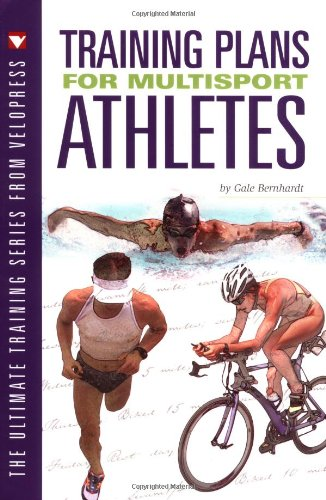 Training Plans for Multisport Athletes by Gale Bernhardt