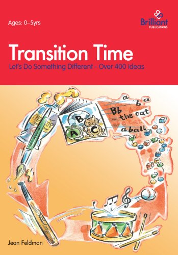 Transition Time: Lets Do Something Different by Jean Feldman