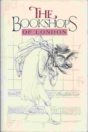 The Bookshops of London by Charles Frewin