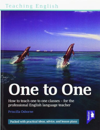 Teaching English One to One by Priscilla Osborne