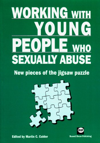 Working with Young People Who Sexually Abuse: New Pieces of the Jigsaw Puzzle by Martin C. Calder