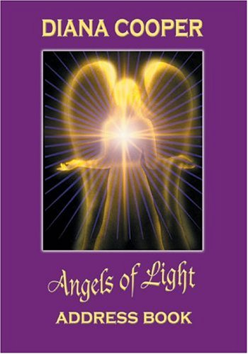 Angels of Light Address Book by Diana Cooper