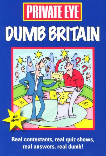 Dumb Britain by Marcus Berkmann