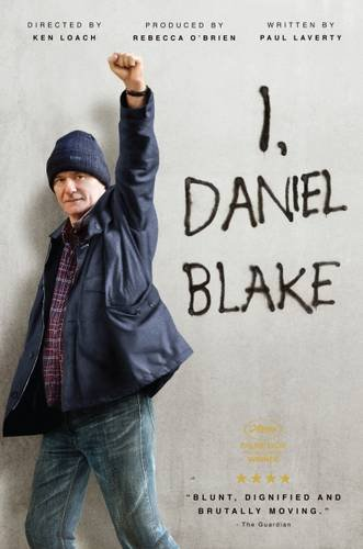 I, Daniel Blake by Paul Laverty