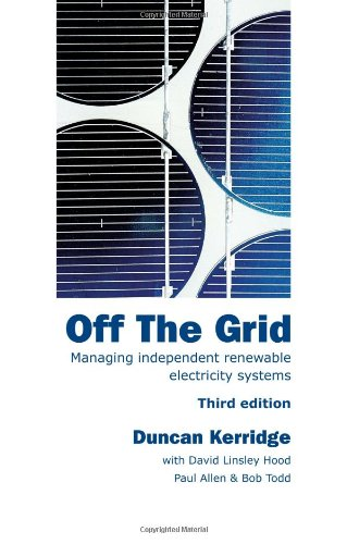 Off the Grid: Managing Independent Renewable Electricity Systems by