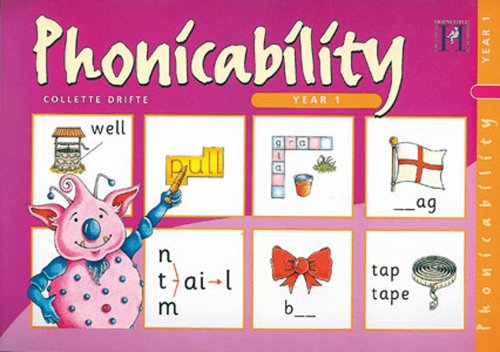 Phonicability: Year 1 by Collette Drifte