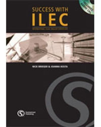 Success with ILEC: International Legal English Certificate by Nick Brieger