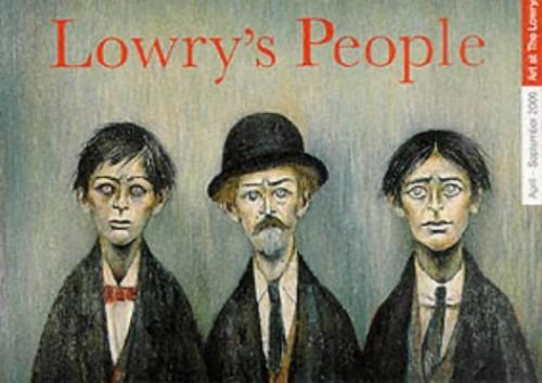 Lowry's People by Merlin James