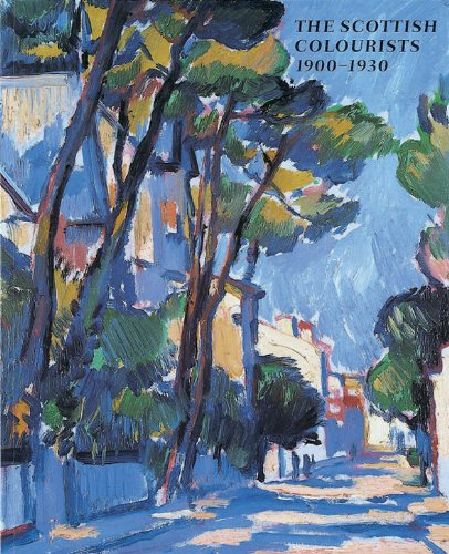 The Scottish Colourists: 1900-1930 by Philip Long