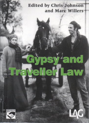 Gypsy and Traveller Law by Marc Willers