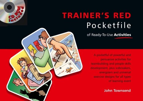 The Trainer's Red Pocketfile of Ready-to-use Activities by John Townsend