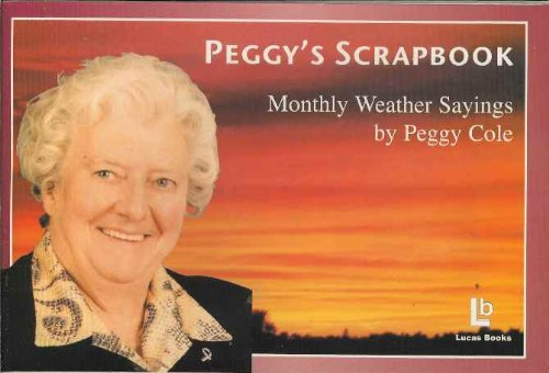 Peggy's Scrapbook - Monthly Weather Sayings by Peggy Cole