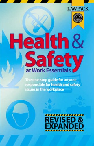 Health and Safety at Work Essentials by Mary Duncan