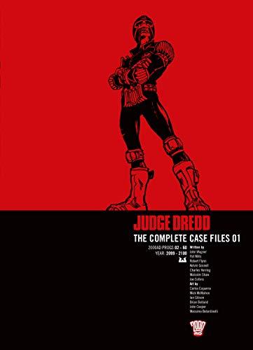 Judge Dredd: v. 1: Complete Case Files by John Wagner