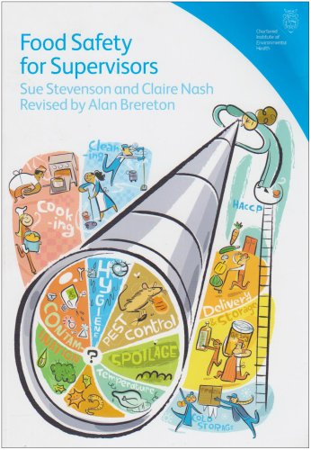 Food Safety for Supervisors by Claire Nash