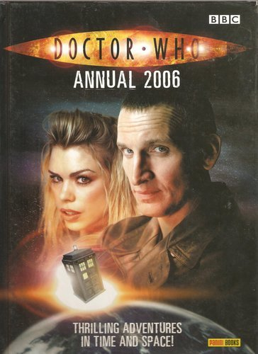 """Doctor Who"" Annual: 2006 by Sophy Gasson"