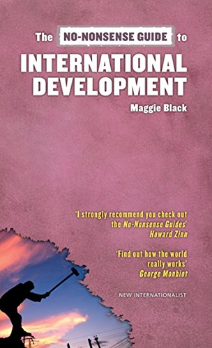 No-nonsense Guide to International Development by Maggie Black