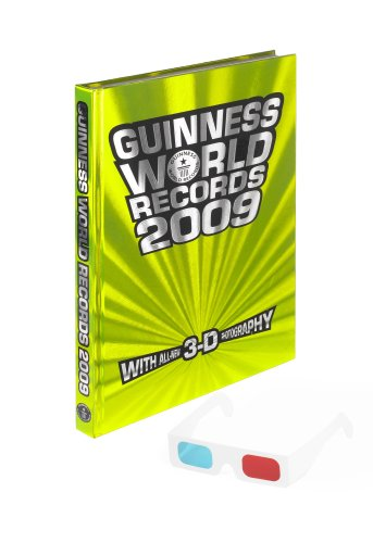 Guinness World Records 2009: 2009 by