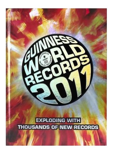 Guinness World Records 2011 by