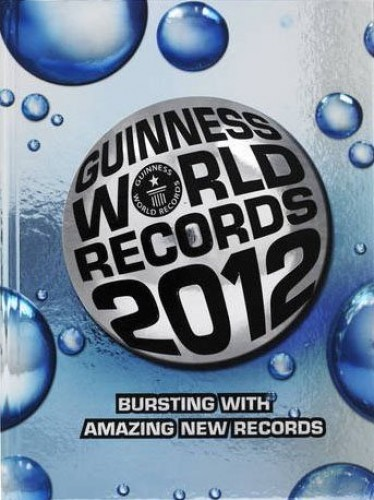 Guinness World Records 2012 by