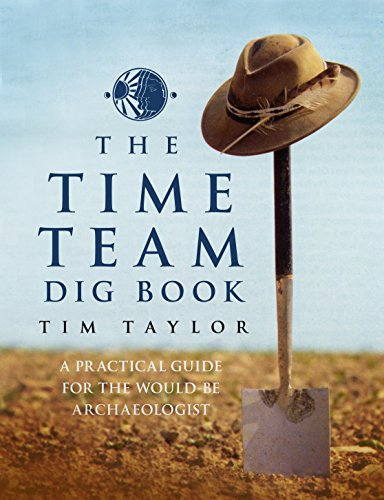 Time Team Dig Book by Tim Taylor
