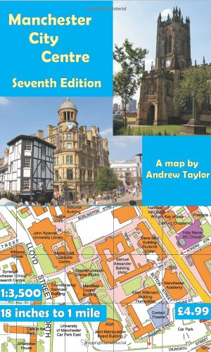 Manchester City Centre by Andrew Taylor