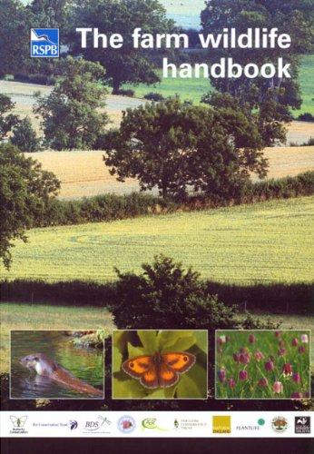 The Farm Wildlife Handbook by Richard Winspear