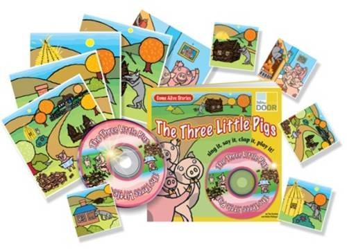 The Three Little Pigs Resource Pack by Tim Harding