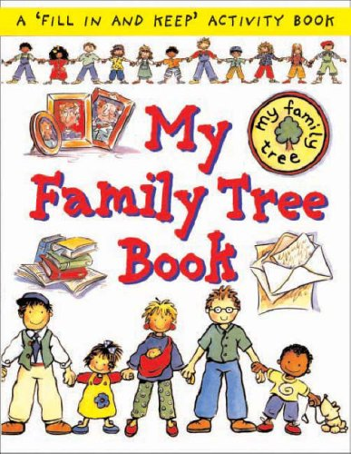 My Family Tree Book by Catherine Bruzzone