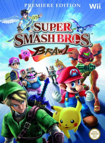 Super Smash Bros. Brawl: Official Game Guide by