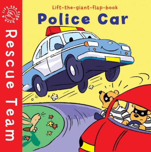 Police Car by Stuart Trotter