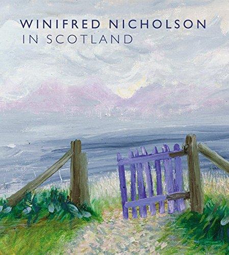 Winifred Nicholson in Scotland by Alice Dewey