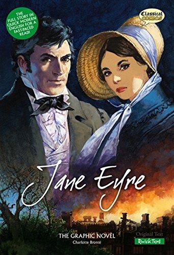 Jane Eyre The Graphic Novel: Quick Text (British English)