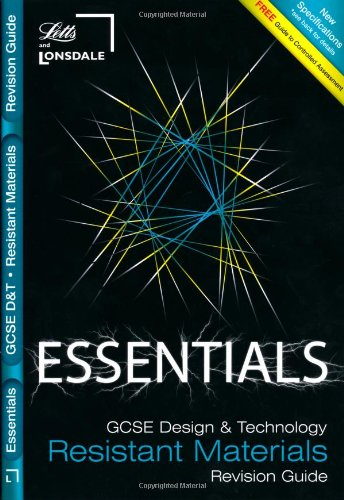 GCSE Essentials Resistant Materials Revision Guide by