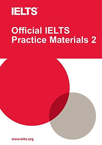 Official IELTS Practice Materials 2 with DVD: v. 2 by University of Cambridge ESOL Examinations