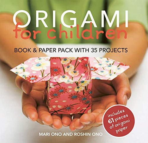 Origami for Children: Book and Paper Pack by Mari Ono
