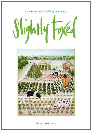 Slightly Foxed: An Editorial Peacock: No. 29 by Gail Pirkis