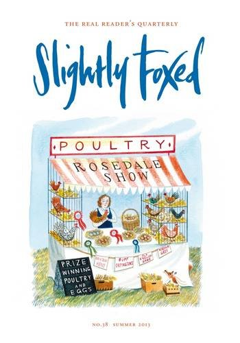 Slightly Foxed: 38: A Great Adventure by Gail Pirkis