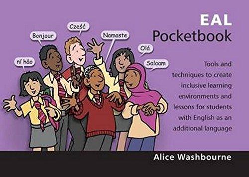 EAL Pocketbook by Alice Washbourne