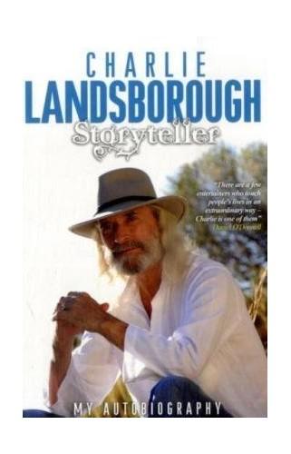 Storyteller by Charlie Landsborough