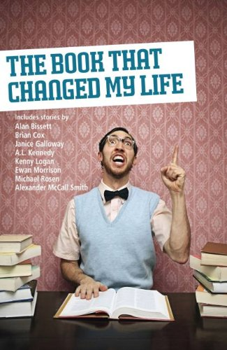 The Book that Changed My Life by Scottish Book Trust