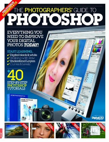 Photographer's Guide to Photoshop by Daniel Lezano