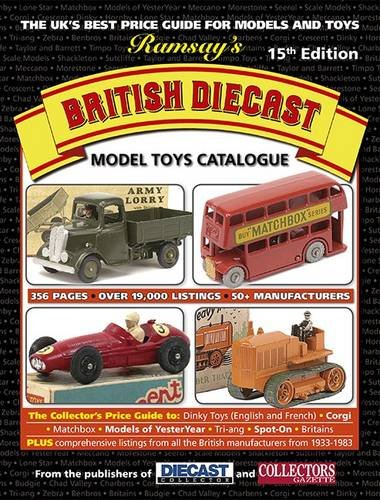 Ramsay's British Diecast Model Toy Catalogue by Mike Ennis