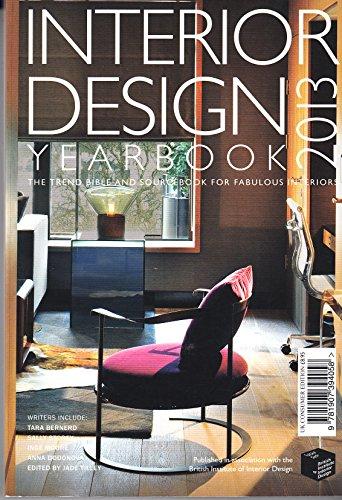Interior Design Yearbook 2013 - Consumer Edition: In Association with the British Institute of Interior Design: 2013 by Robert Nisbet