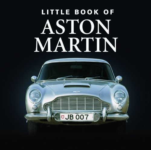 Little Book of Aston Martin by