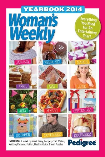 Woman's Weekly Yearbook: 2014 by