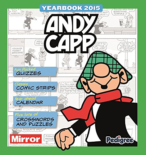 Andy Capp Yearbook: 2015 by Pedigree Books