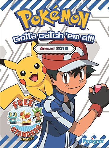 Pokemon Annual: 2015 by