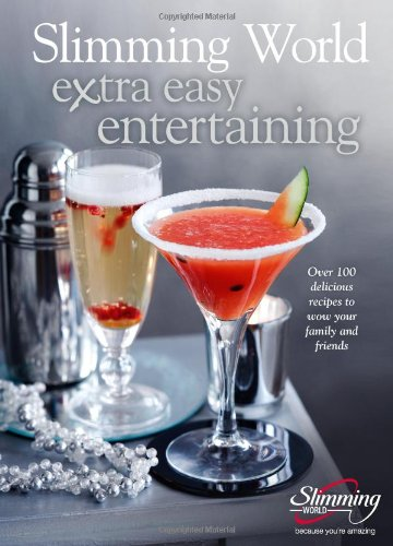 Slimming world extra easy entertaining by slimming world Slimming world my account