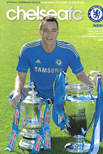 Chelsea FC Yearbook: 2012-2013 by